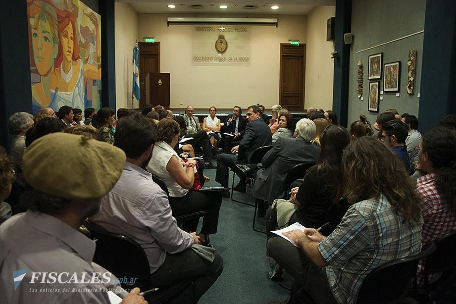 Foto: Lucas Herrera / Ministerio Público Fiscal /Fiscales.gob.ar
