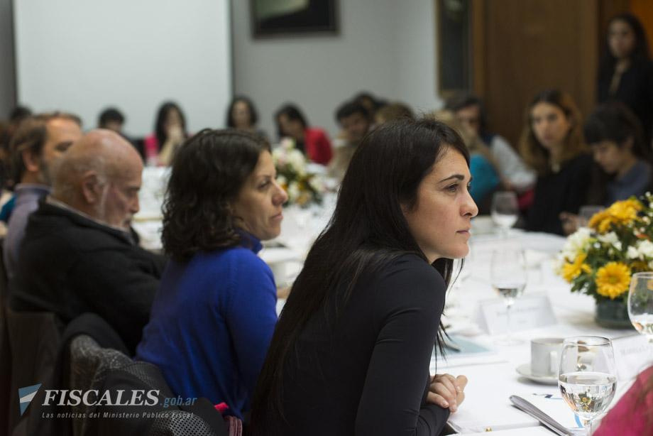 Fotos: Claudia Conteris/Ministerio Público Fiscal/www.fiscales.gob.ar