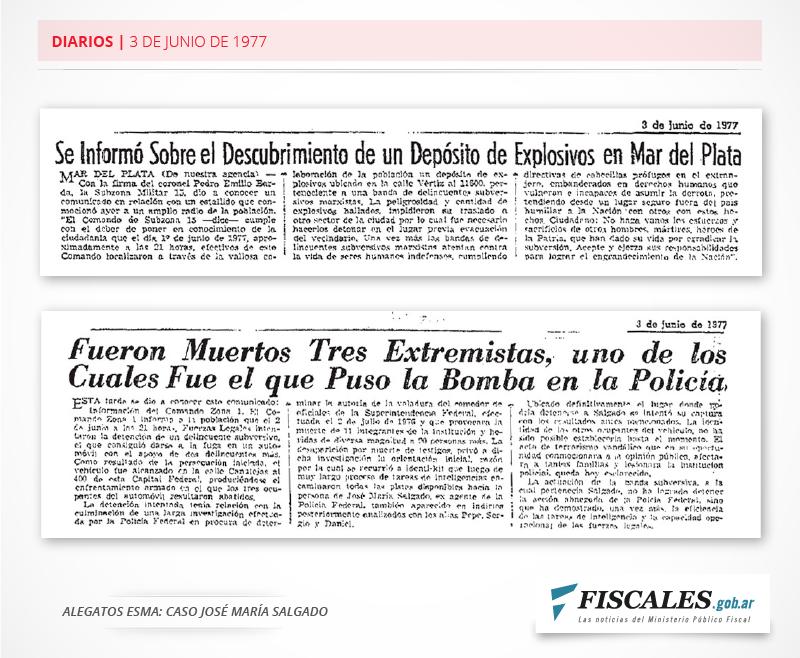 El tratamiento que dieron los medios al secuestro y asesinato de José María Salgado