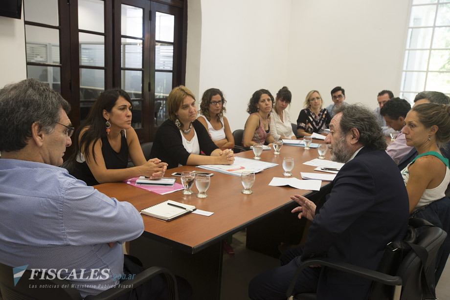Foto: Claudia Conteris/Ministerio Público Fiscal/www.fiscales.gob.ar