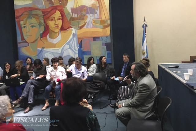 Foto: Procuraduría de Crímenes contra la Humanidad.