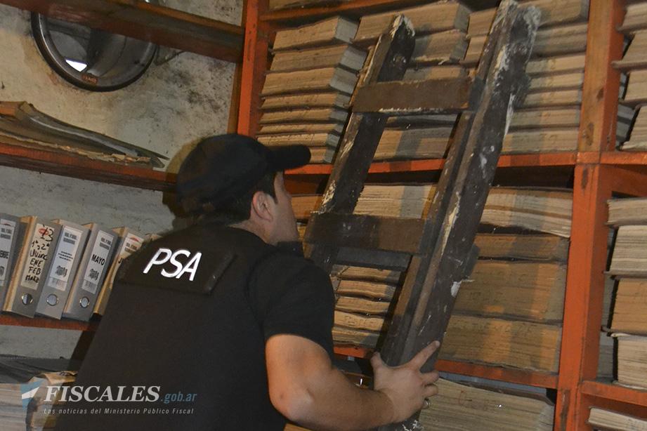 Foto: Oficina Tucumán de la Procuraduría de Crímenes contra la Humanidad