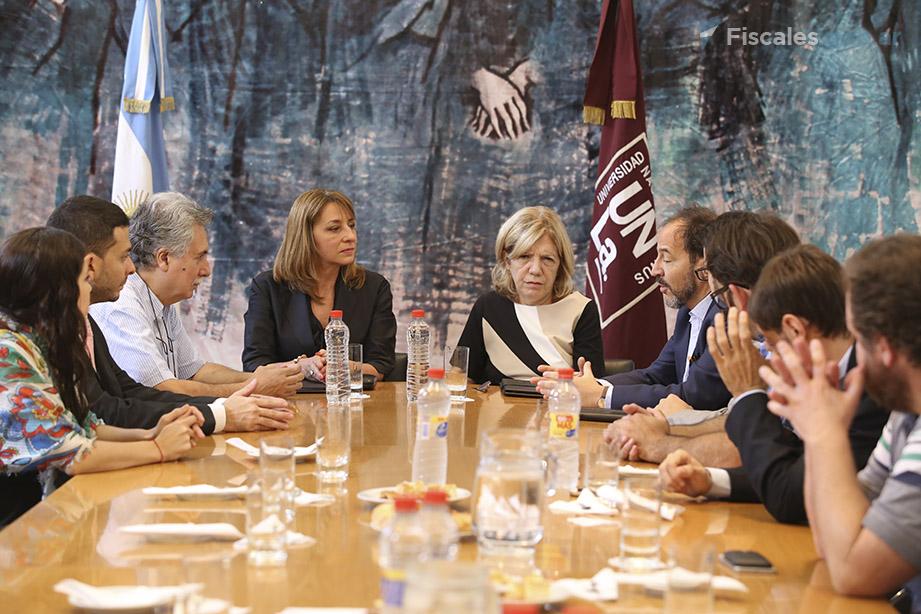 Fotos: Matías Pellón/Ministerio Público Fiscal/Fiscales.gob.ar
