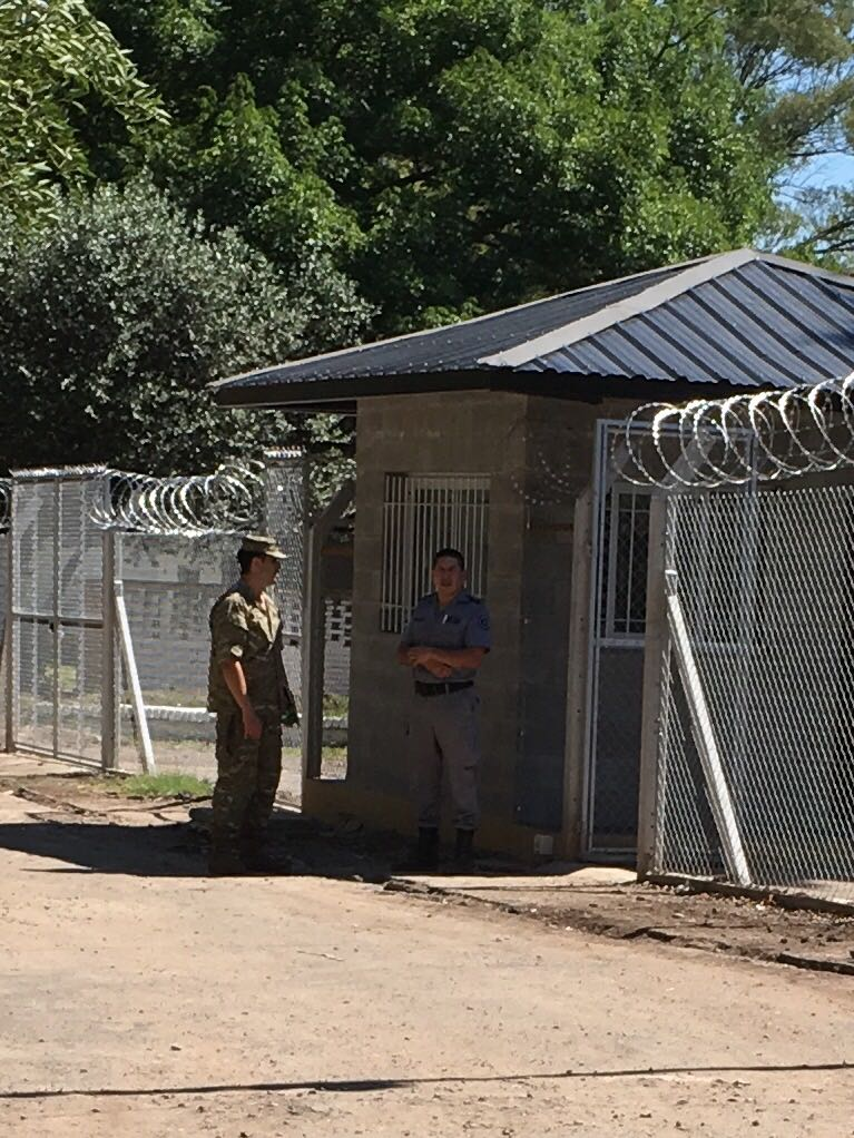 """El personal penitenciario convive con el personal militar. """"La injerencia del Ejército Argentino dentro del SPF es real"""", remarcó la Fiscalía. - Foto: Procuraduría de Crímenes contra la Humanidad"""