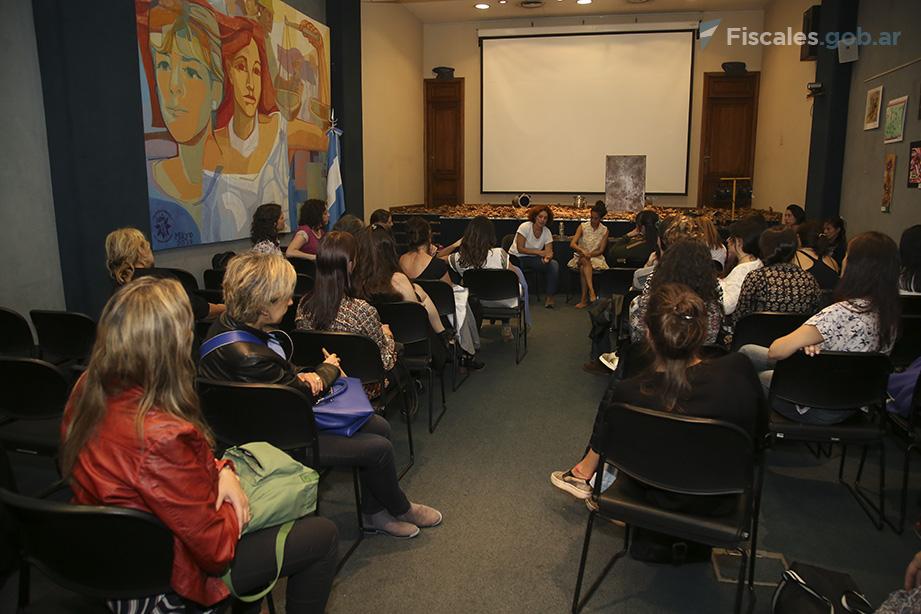 Fotos: Matías Pellón/Ministerio Público Fiscal/www.fiscales.gob.ar