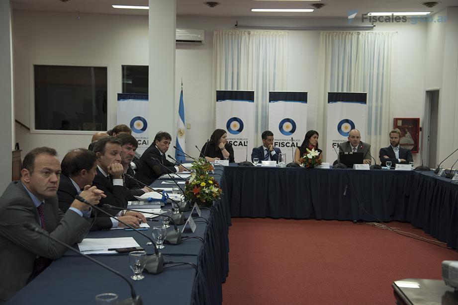 Foto: Claudia Conteris/Ministerio Público Fiscal