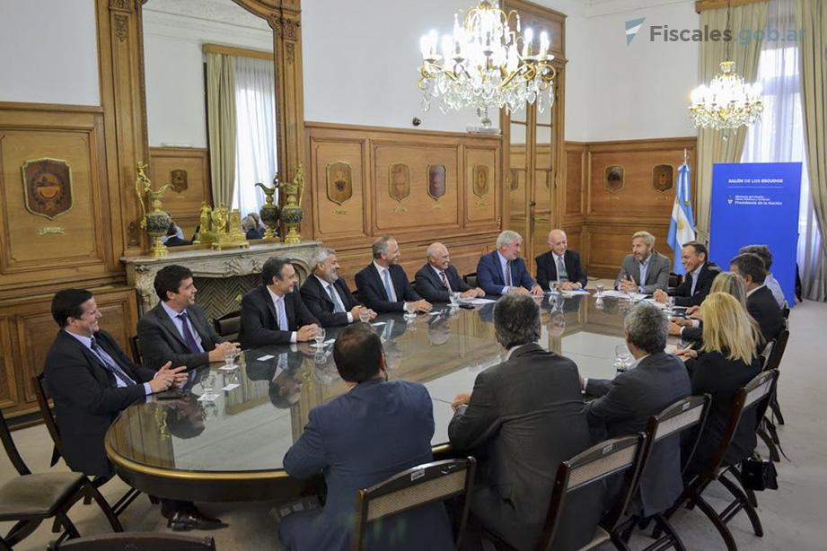 Los ministerios p blicos de la naci n provincia y ciudad for Ministerio del interior argentina