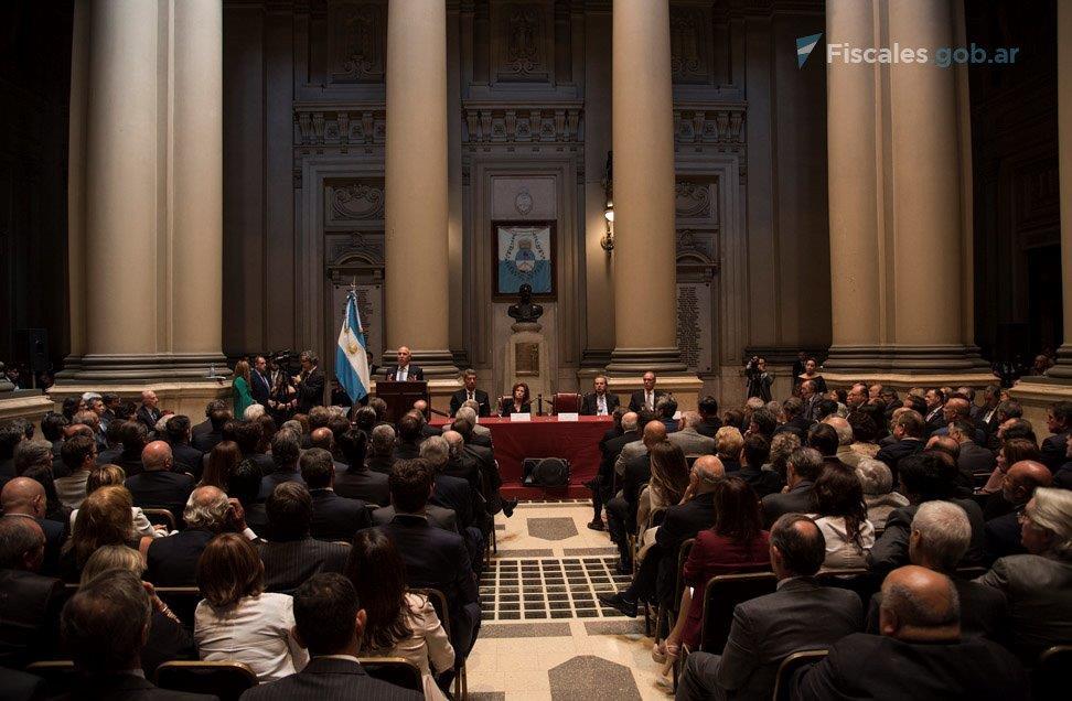 Foto: Claudia Conteris / Ministerio Público Fiscal / Fiscales.gob.ar