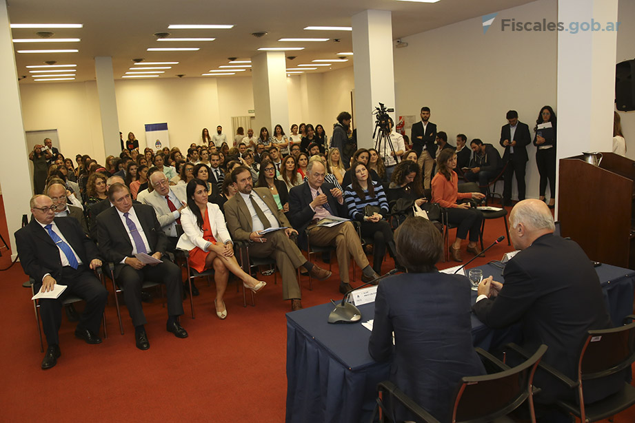 Foto: Matías Pellón /Ministerio Público Fiscal / Fiscales.gob.ar