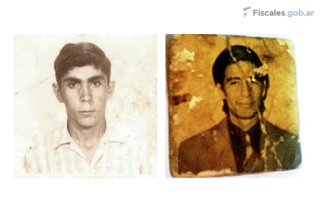Miguel Ávalos y Humberto Muñoz están desaparecidos desde 1977 y 1976, respectivamente. -