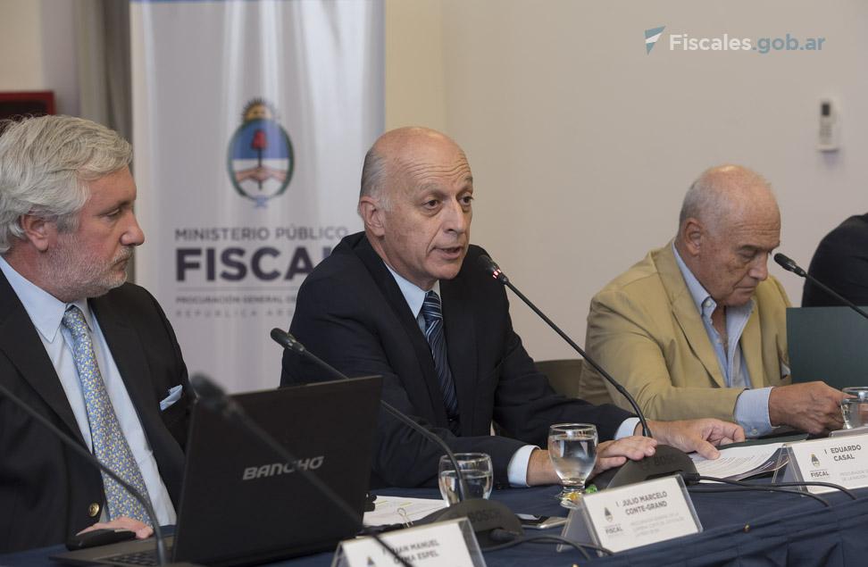Foto: Claudia Conteris/Ministerio Público Fiscal/Fiscales.gob.ar
