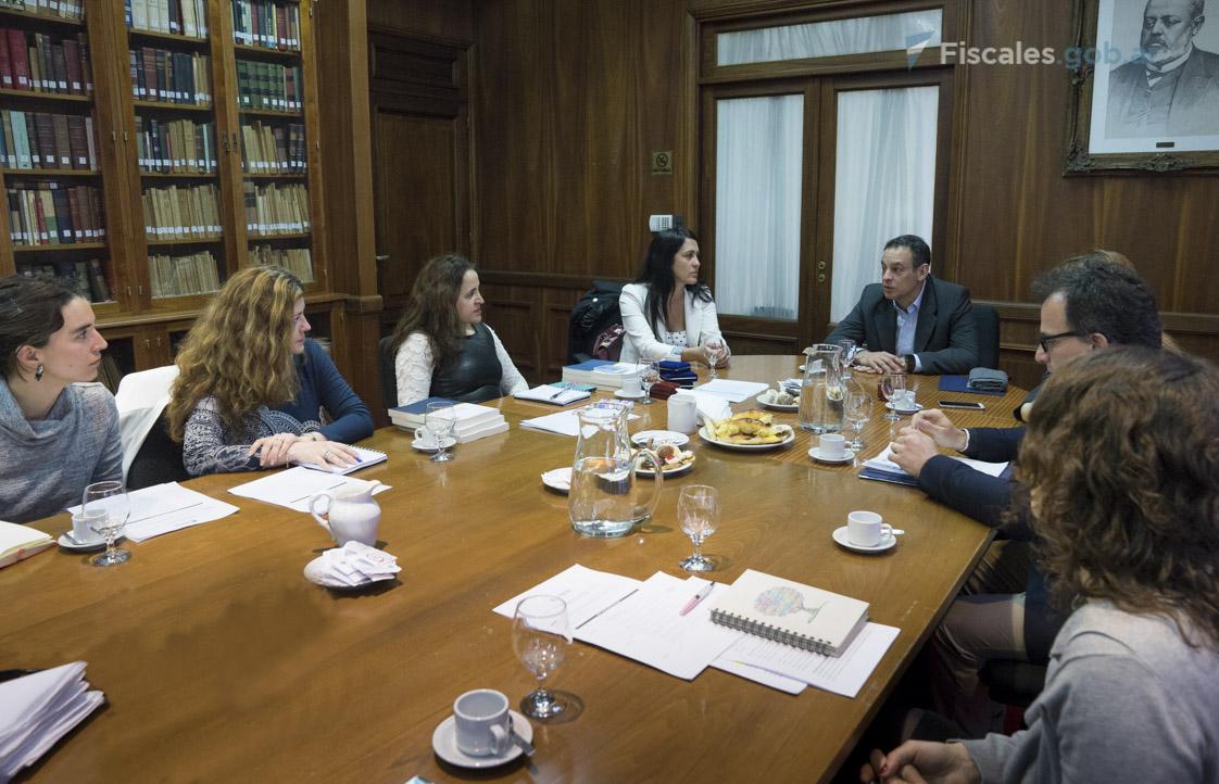 Foto: Claudia Conteris/ Ministerio Público Fiscal/ www.fiscales.gob.ar