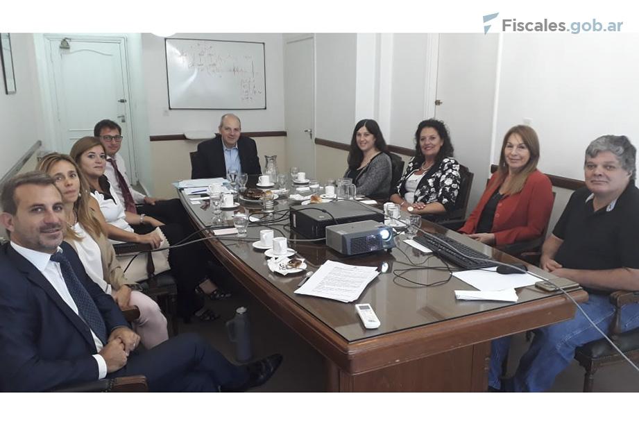Foto: Procuraduría de Investigaciones Administrativas/Ministerio Público Fiscal/www.fiscales.gob.ar