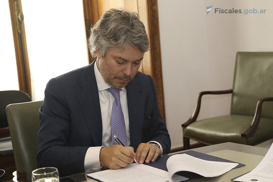 Foto: Matías Pellón/Ministerio Público Fiscal/www.fiscales.gob.ar