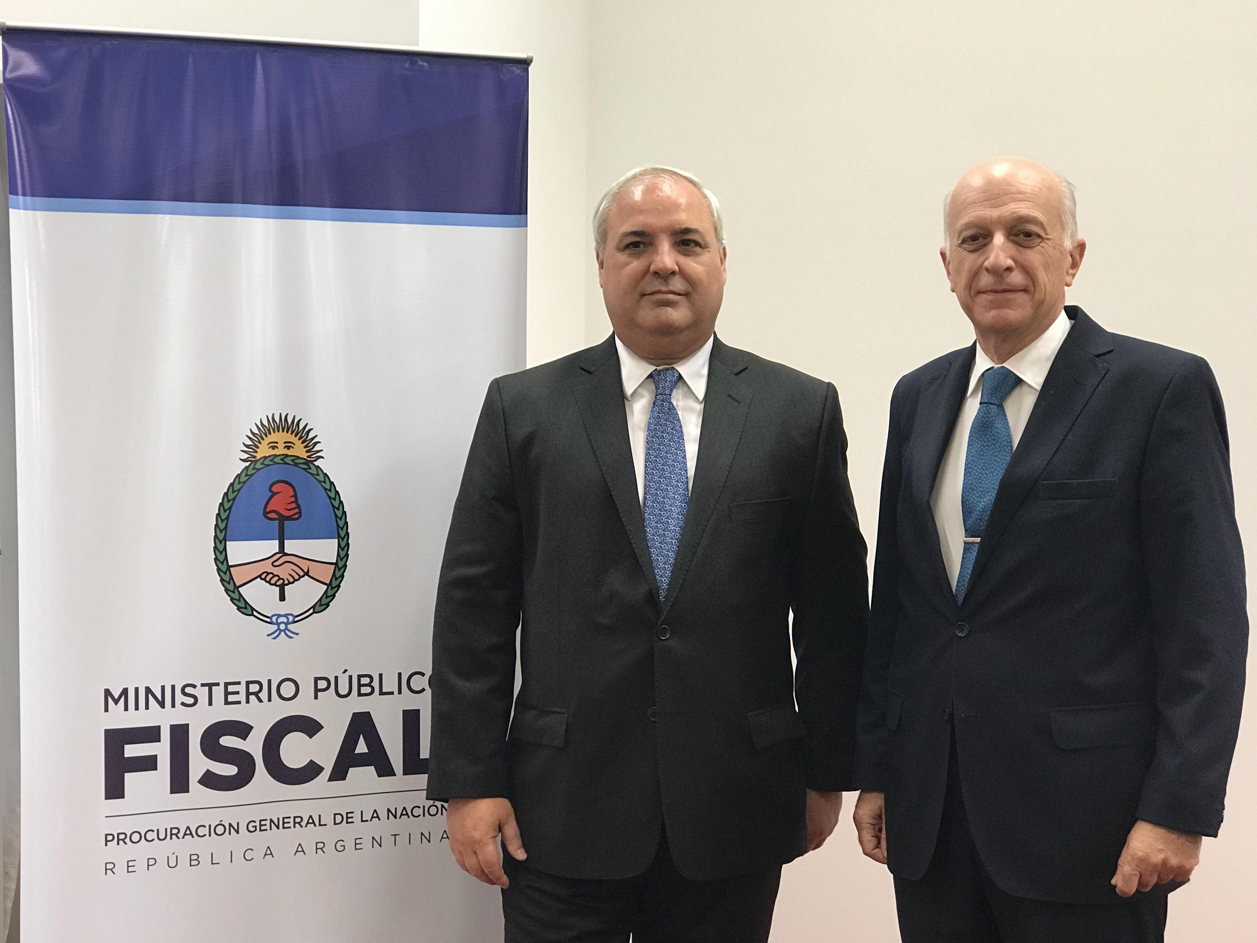 Asumió su cargo un nuevo fiscal general | Fiscales.gob.ar