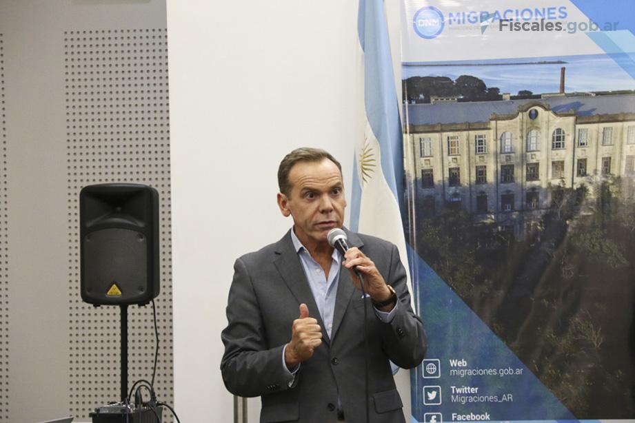 Foto: Dirección Nacional de Migraciones