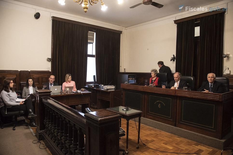 Foto: Claudia Conteris/Miniserio Público Fiscal/www.fiscales.gob.ar