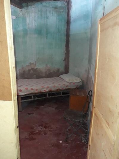 En una de las viviendas había una adolescente de 16 años. -