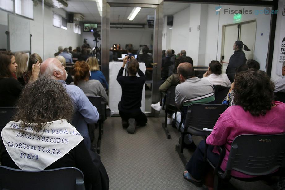 Foto: Matías Pellón/fiscales.gob.ar