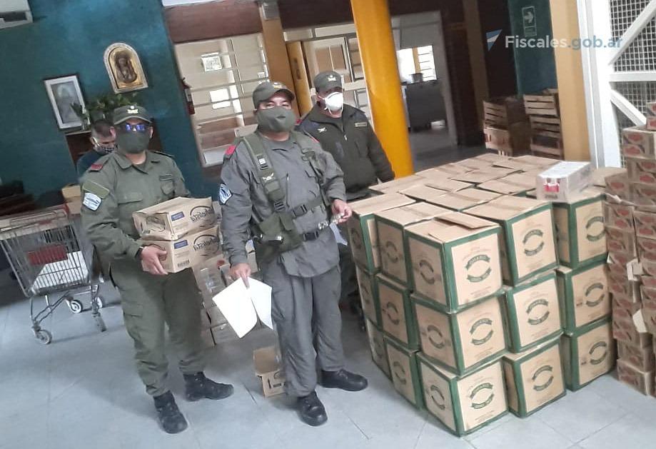 Fotos: Unidad Fiscal Jujuy