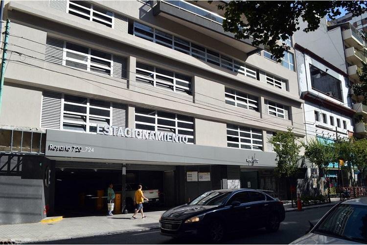 Uno de los modos de lavar el dinero habría sido mediante emprendimientos inmobiliarios, como el del Fideicomiso Rosario 724, en la CABA -