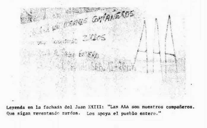 Publicaciones del SEDIPLA de la época. -