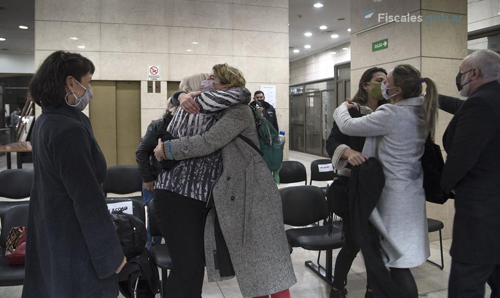 Foto: Claudia Conteris/Fiscales.gob.ar